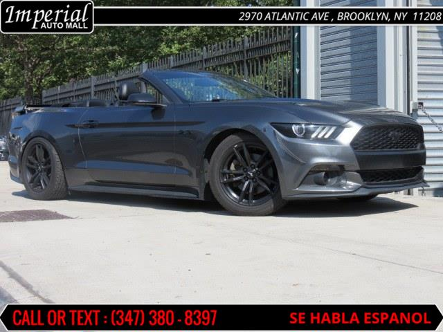 Used Ford Mustang 2dr Conv EcoBoost Premium 2016 | Imperial Auto Mall. Brooklyn, New York