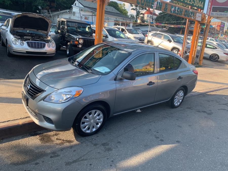 Used 2012 Nissan Versa in Jamaica, New York | Sylhet Motors Inc.. Jamaica, New York
