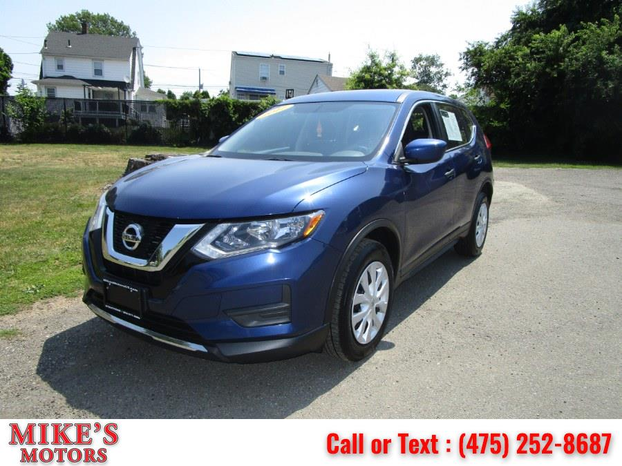 Used 2017 Nissan Rogue in Stratford, Connecticut | Mike's Motors LLC. Stratford, Connecticut