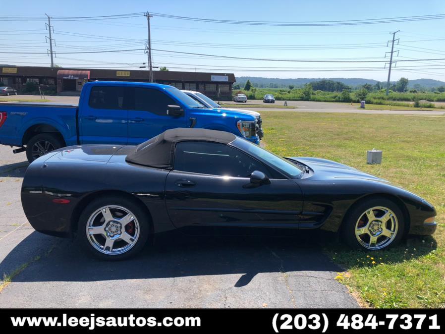 Used Chevrolet Corvette 2dr Convertible 1999   LeeJ's Auto Sales & Service. North Branford, Connecticut
