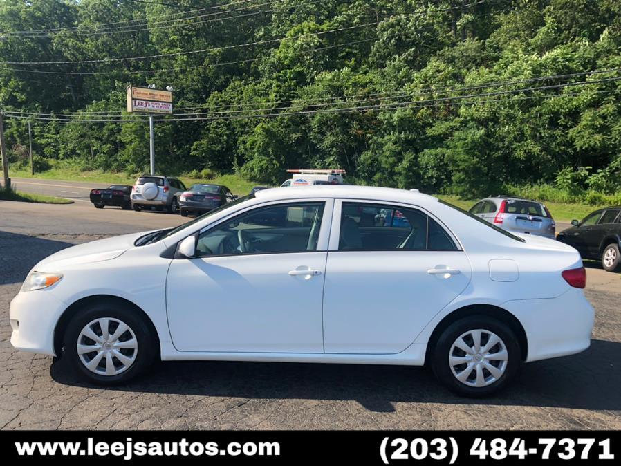 Used 2010 Toyota Corolla in North Branford, Connecticut | LeeJ's Auto Sales & Service. North Branford, Connecticut