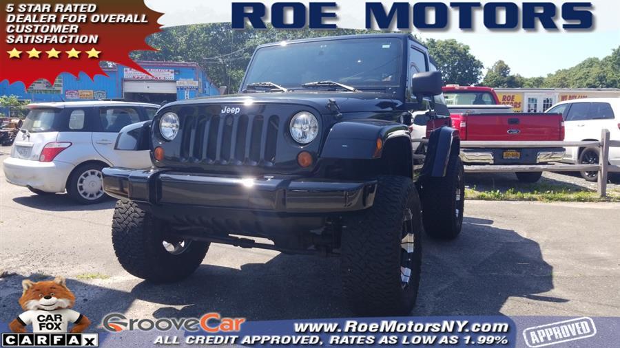 Used 2009 Jeep Wrangler in Shirley, New York | Roe Motors Ltd. Shirley, New York
