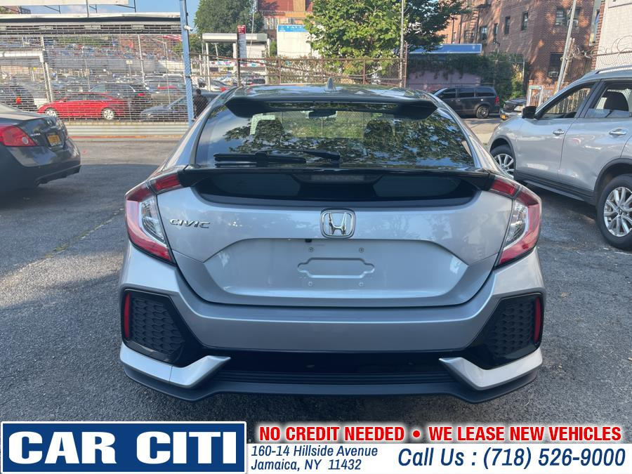 Used Honda Civic Hatchback EX CVT 2018   Car Citi. Jamaica, New York