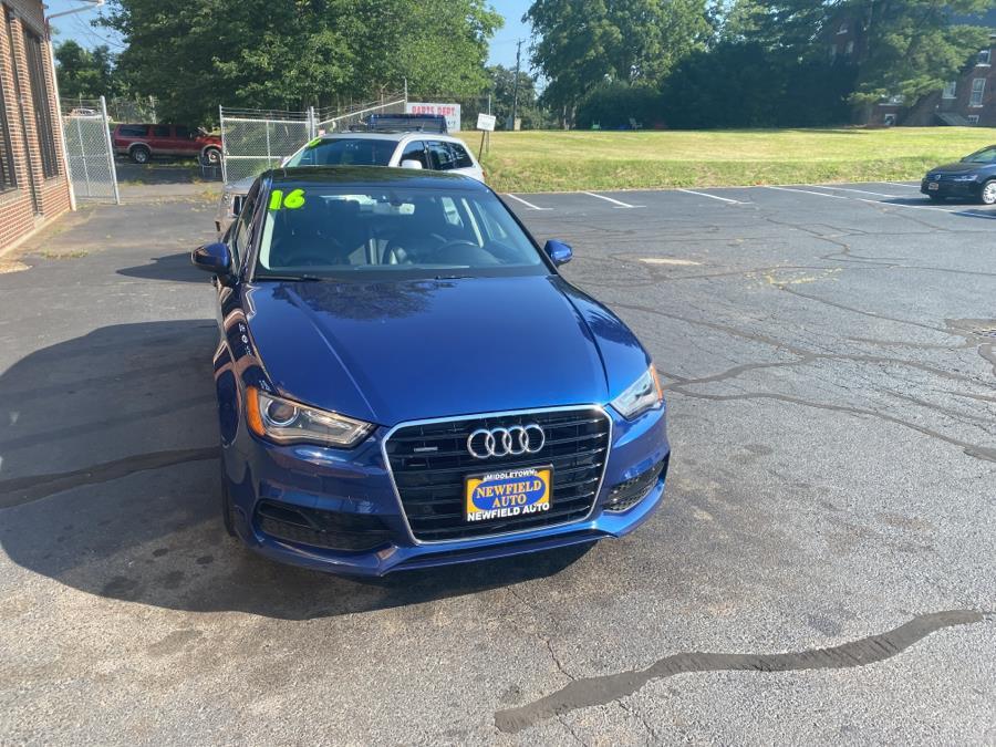 Used Audi A3 4dr Sdn quattro 2.0T Premium Plus 2016   Newfield Auto Sales. Middletown, Connecticut