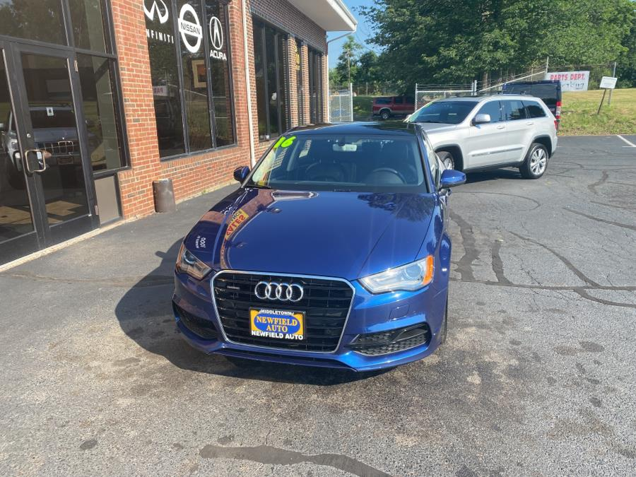 Used 2016 Audi A3 in Middletown, Connecticut | Newfield Auto Sales. Middletown, Connecticut