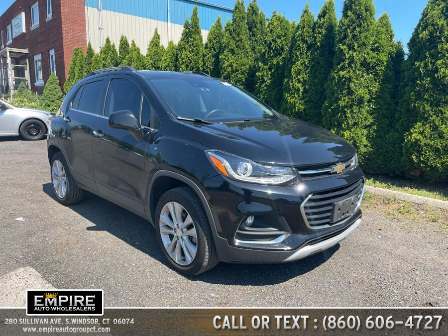 Used 2018 Chevrolet Trax in S.Windsor, Connecticut | Empire Auto Wholesalers. S.Windsor, Connecticut