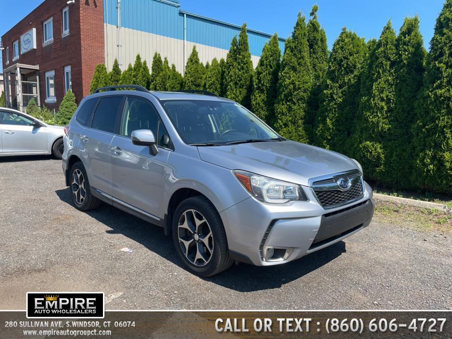 Used 2015 Subaru Forester in S.Windsor, Connecticut | Empire Auto Wholesalers. S.Windsor, Connecticut
