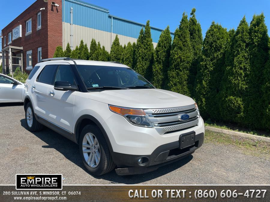 Used 2012 Ford Explorer in S.Windsor, Connecticut | Empire Auto Wholesalers. S.Windsor, Connecticut
