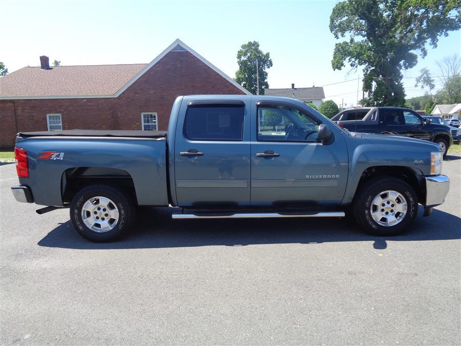 "Used Chevrolet Silverado 1500 4WD Crew Cab 143.5"" LT 2012 | Country Auto Sales. Southwick, Massachusetts"