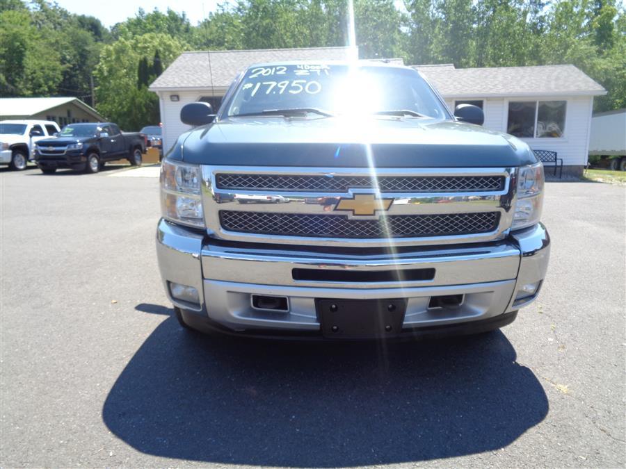 "Used Chevrolet Silverado 1500 4WD Crew Cab 143.5"" LT 2012   Country Auto Sales. Southwick, Massachusetts"