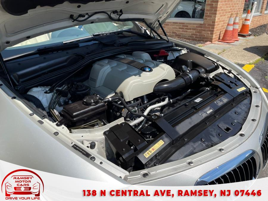 Used BMW 6 Series 645Ci 2dr Convertible 2005   Ramsey Motor Cars Inc. Ramsey, New Jersey