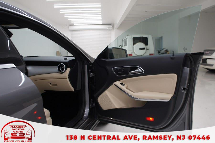 Used Mercedes-Benz CLA-Class 4dr Sdn CLA250 FWD 2014   Ramsey Motor Cars Inc. Ramsey, New Jersey