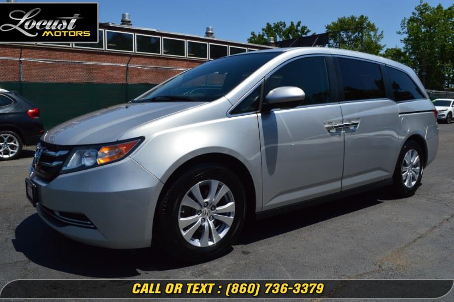 Used 2015 Honda Odyssey in Hartford, Connecticut | Locust Motors LLC. Hartford, Connecticut