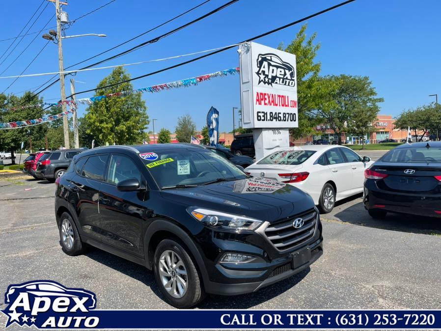 Used 2016 Hyundai Tucson in Selden, New York | Apex Auto. Selden, New York