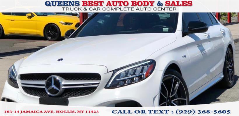 Used 2019 Mercedes-Benz C-Class in Hollis, New York | Queens Best Auto Body / Sales. Hollis, New York