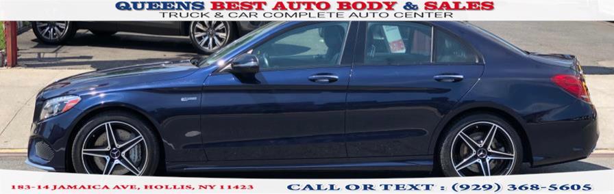 Used 2017 Mercedes-Benz C-Class in Hollis, New York | Queens Best Auto Body / Sales. Hollis, New York
