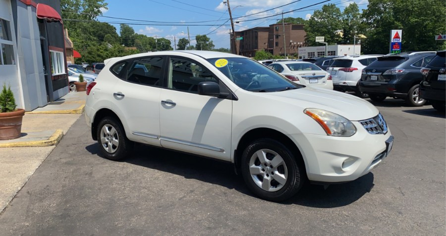 Used Nissan Rogue AWD S 2011 | West End Automotive Center. Waterbury, Connecticut
