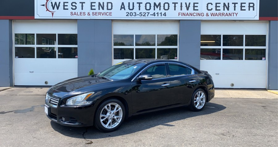 Used 2012 Nissan Maxima in Waterbury, Connecticut | West End Automotive Center. Waterbury, Connecticut