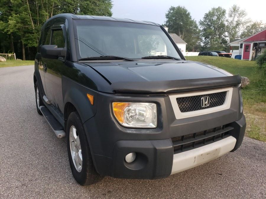 Used Honda Element 4WD EX AT 2005 | ODA Auto Precision LLC. Auburn, New Hampshire