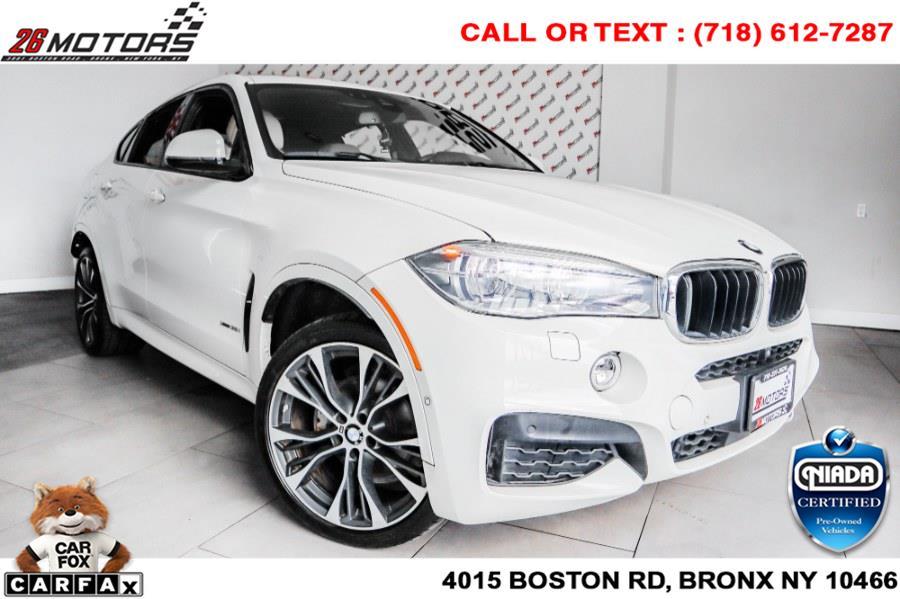 Used BMW X6 xDrive35i Sports Activity Coupe 2018 | 26 Motors Corp. Bronx, New York