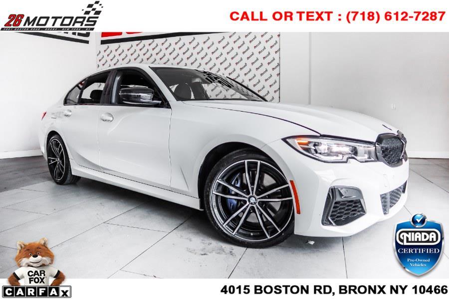 Used BMW 3 Series M340i xDrive Sedan North America 2021 | 26 Motors Corp. Bronx, New York