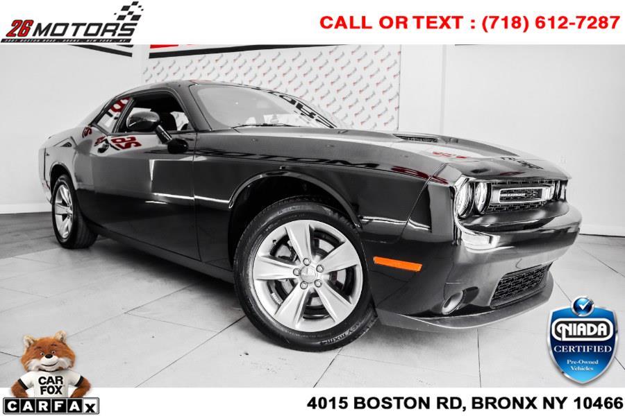 Used Dodge Challenger SXT RWD 2020   26 Motors Corp. Bronx, New York