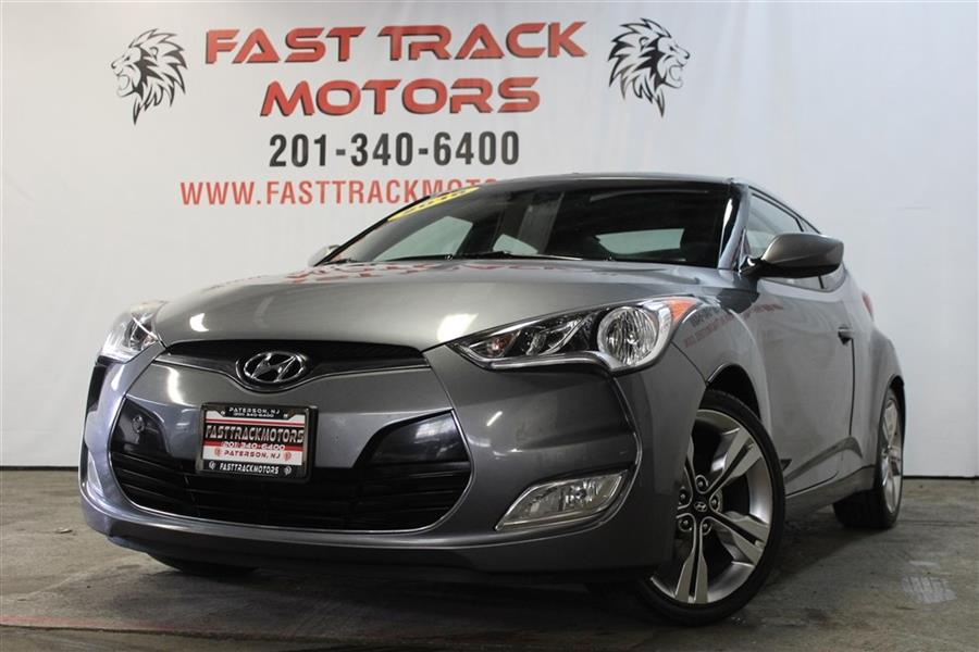 Used Hyundai Veloster ECOSHIFT DCT 2016 | Fast Track Motors. Paterson, New Jersey