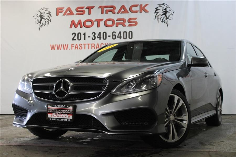 Used Mercedes-benz e 350 4MATIC 2016   Fast Track Motors. Paterson, New Jersey