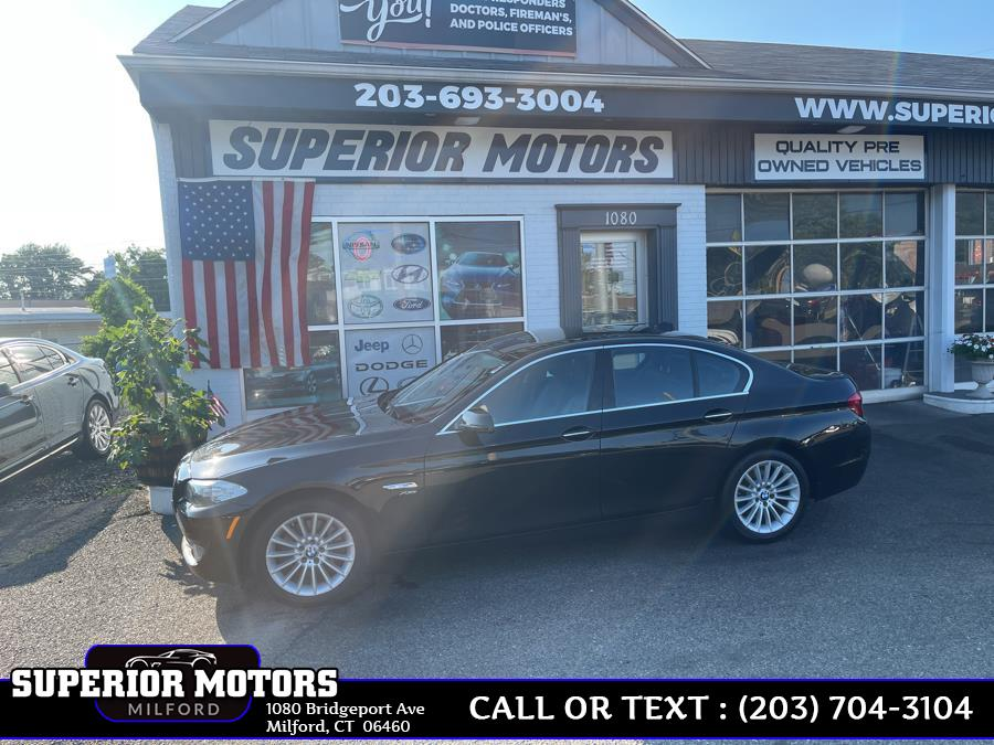 Used 2011 BMW 5 Series LUXURY XDRIVE in Milford, Connecticut   Superior Motors LLC. Milford, Connecticut