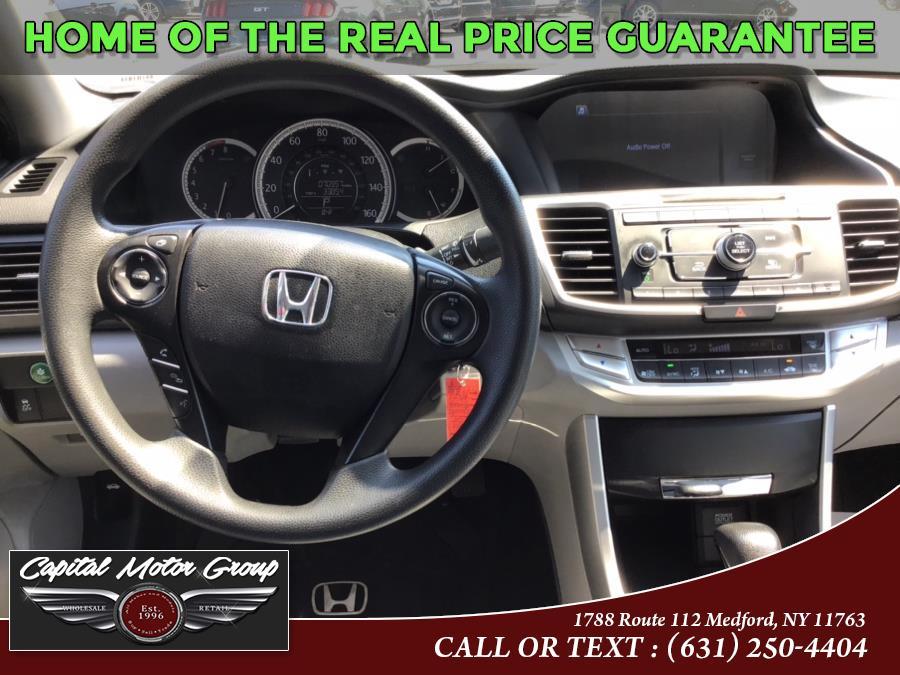 Used Honda Accord Sedan 4dr I4 CVT LX 2014   Capital Motor Group Inc. Medford, New York