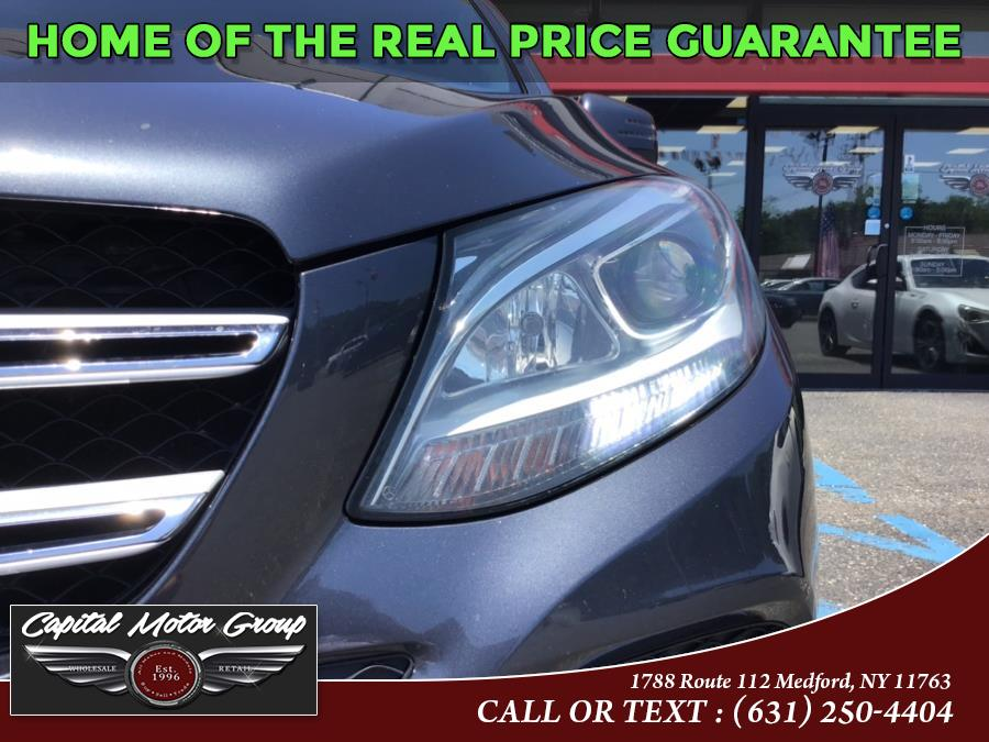 Used Mercedes-Benz GLE 4MATIC 4dr GLE 350 2016   Capital Motor Group Inc. Medford, New York