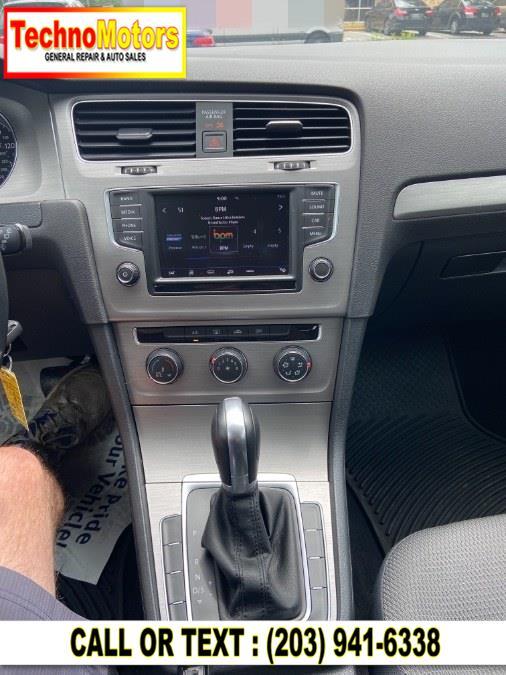 Used Volkswagen Golf SportWagen 1.8T S Auto 2017 | Techno Motors . Danbury , Connecticut