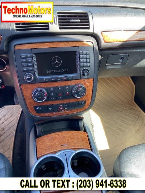 Used Mercedes-Benz R-Class 4dr 3.5L 4MATIC 2008   Techno Motors . Danbury , Connecticut