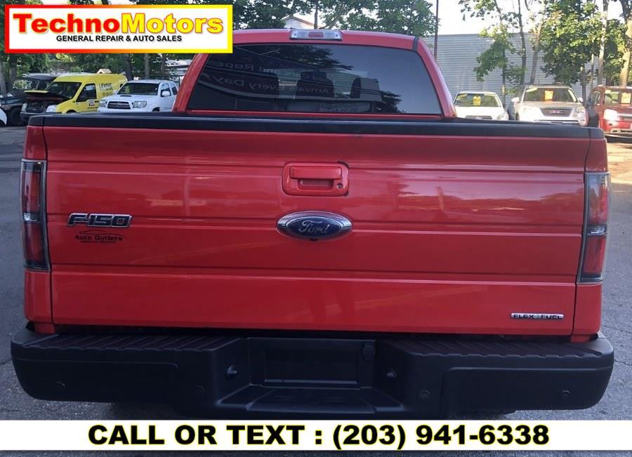 "Used Ford F-150 4WD SuperCrew 145"" XL 2012 | Techno Motors . Danbury , Connecticut"