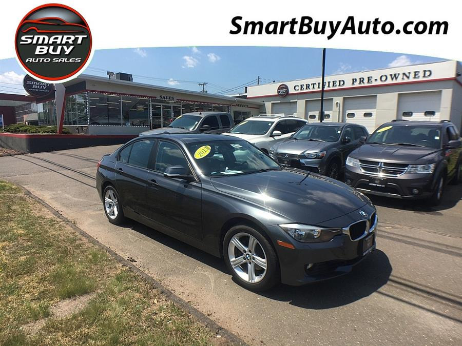 Used BMW 3 Series 4dr Sdn 328i xDrive AWD 2013 | Smart Buy Auto Sales, LLC. Wallingford, Connecticut