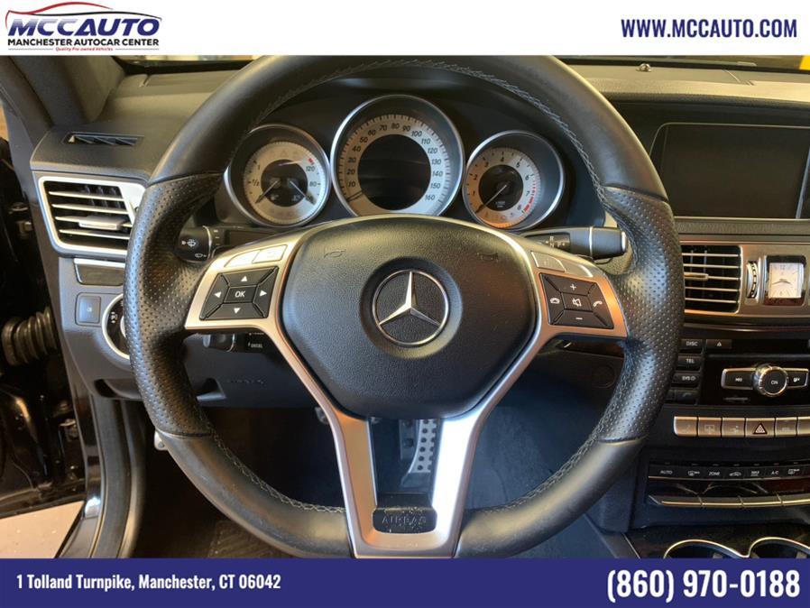 Used Mercedes-Benz E-Class 2dr Cpe E 400 4MATIC 2015   Manchester Autocar Center. Manchester, Connecticut