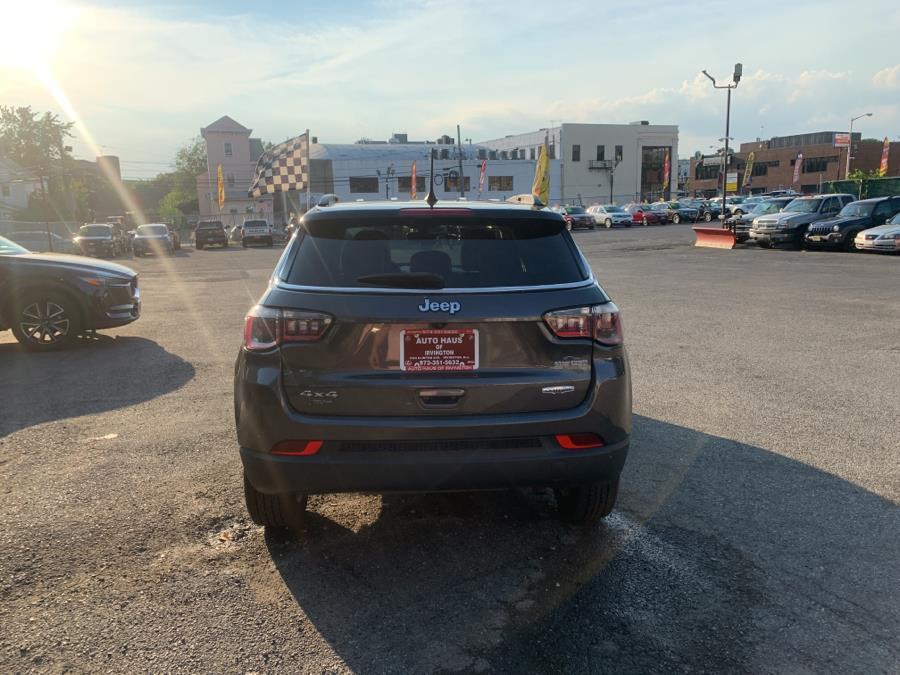 Used Jeep Compass Latitude 4x4 2018 | Auto Haus of Irvington Corp. Irvington , New Jersey
