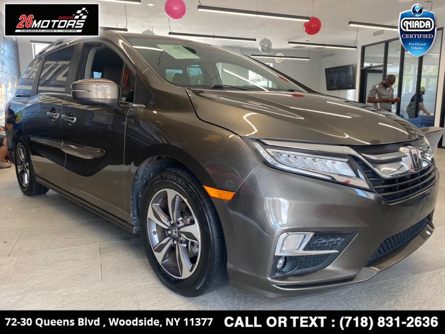 Used Honda Odyssey Touring Auto 2018 | 26 Motors Queens. Woodside, New York
