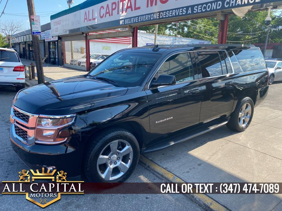 2017 Chevrolet Suburban 4WD 4dr 1500 LT, available for sale in Brooklyn, NY