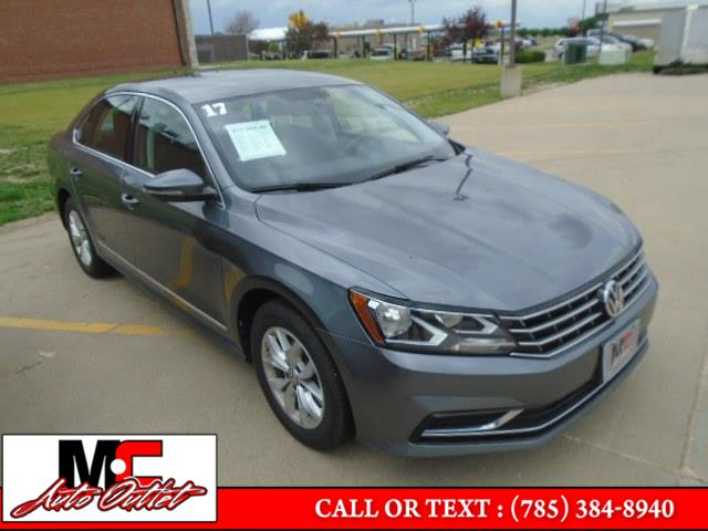 Used 2017 Volkswagen Passat in Colby, Kansas | M C Auto Outlet Inc. Colby, Kansas