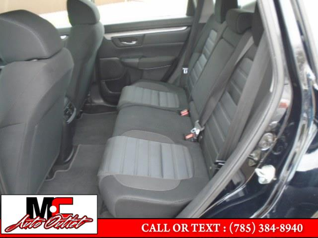 Used Honda CR-V LX AWD 2017 | M C Auto Outlet Inc. Colby, Kansas