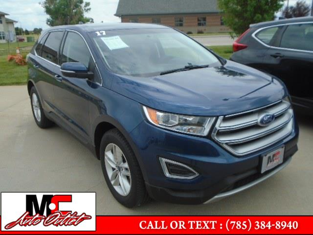 Used 2017 Ford Edge in Colby, Kansas | M C Auto Outlet Inc. Colby, Kansas