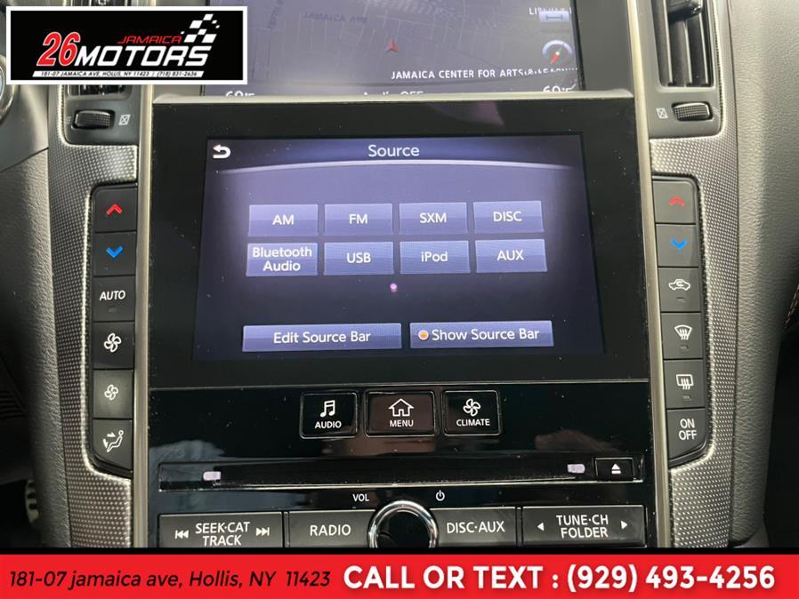 Used INFINITI Q50 Red Sport RED SPORT 400 AWD 2018   Jamaica 26 Motors. Hollis, New York