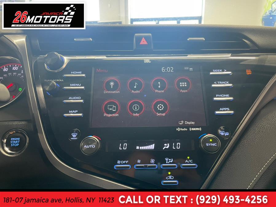 Used Toyota Camry XSE XSE V6 Auto (Natl) 2019   Jamaica 26 Motors. Hollis, New York