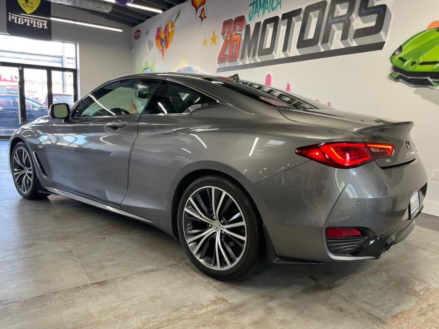 Used INFINITI Q60 Premium 3.0t Premium AWD 2017   Jamaica 26 Motors. Hollis, New York