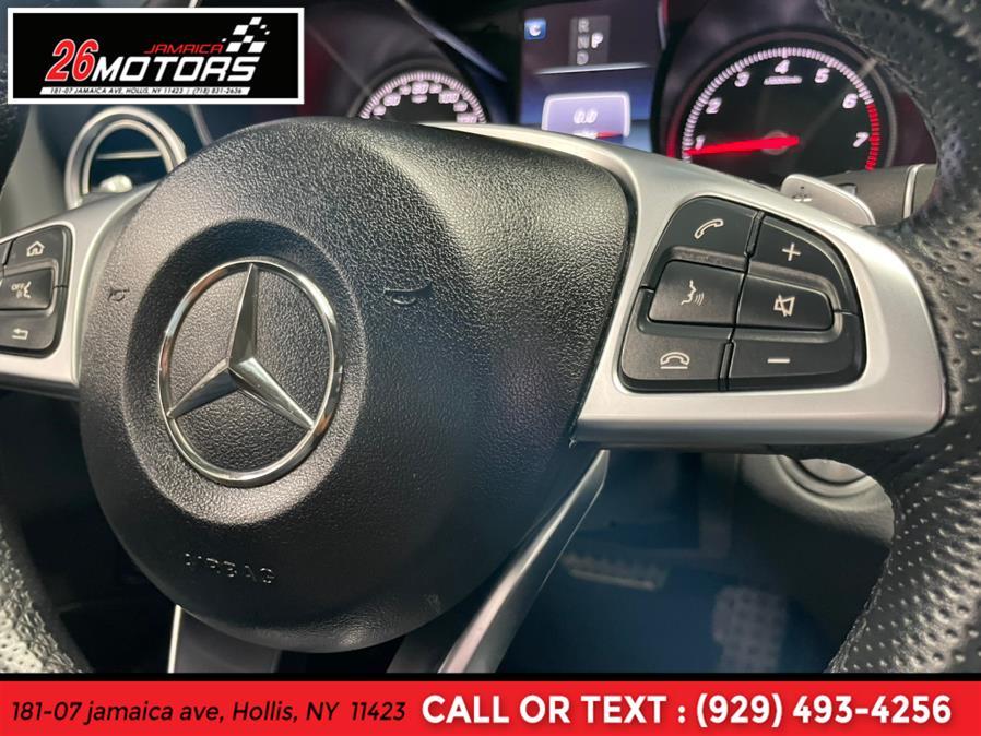 Used Mercedes-Benz C-Class Sport Pkg C 300 4MATIC Sedan 2018 | Jamaica 26 Motors. Hollis, New York