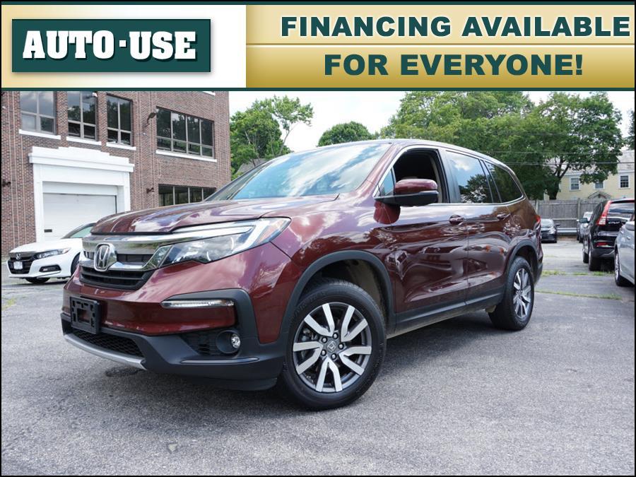 Used Honda Pilot EX-L 2019   Autouse. Andover, Massachusetts