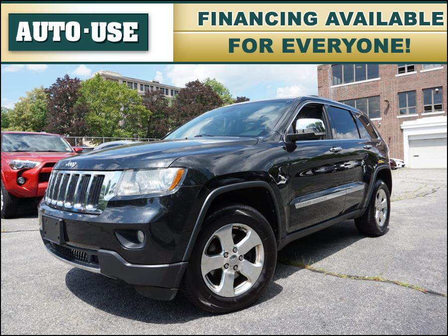 Used Jeep Grand Cherokee Limited 2013 | Autouse. Andover, Massachusetts