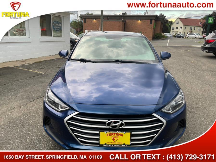 Used 2018 Hyundai Elantra in Springfield, Massachusetts | Fortuna Auto Sales Inc.. Springfield, Massachusetts