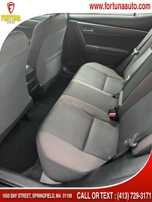 Used Toyota Corolla Le 2019   Fortuna Auto Sales Inc.. Springfield, Massachusetts
